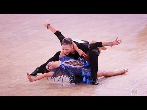 Maximilian Polosatov - Olga Khvesko | Russian Championship Latin 2018 - QF R
