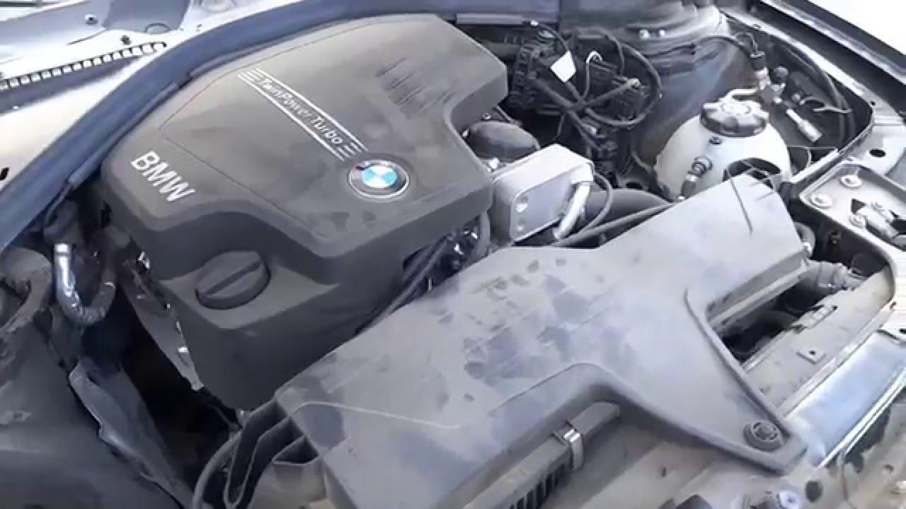 2013 BMW 328I N20 ENGINE TEST 23,302 MILES STK# 9826