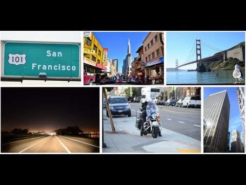 From San Francisco to Las Vegas and back in 5 minutes