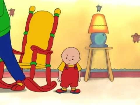 ᴴᴰ BEST ✓ Caillou  Big Brother Caillou S01E12 NEW 2017 ♥