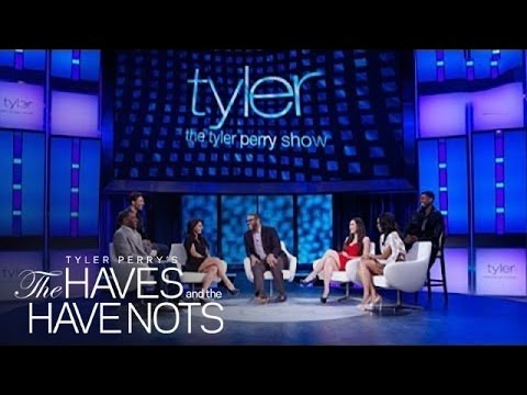 Where Aaron O'Connell Finds His Emotion  Tyler Perry's The Haves and the Have Nots  OWN