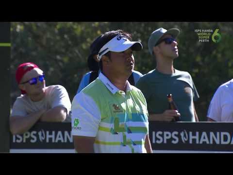 2018 ISPS HANDA World Super 6 Perth Rd 4 highlights