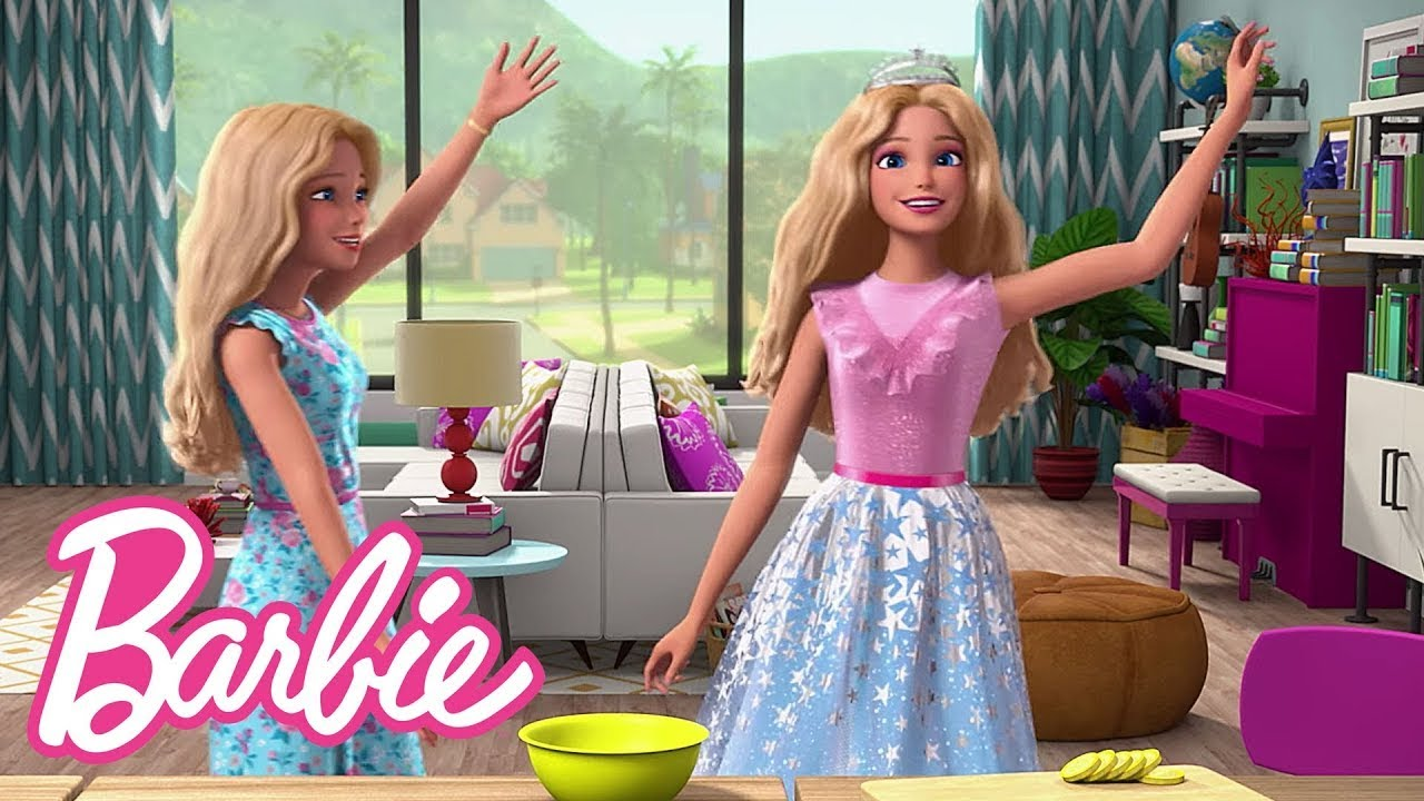 Download BARBIE AND QUEEN AMELIA PLAY FUN VLOG GAME ! 👑💕 | Barbie Vlogs | @Barbie