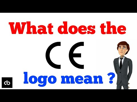 What Does The CE Logo Mean ?