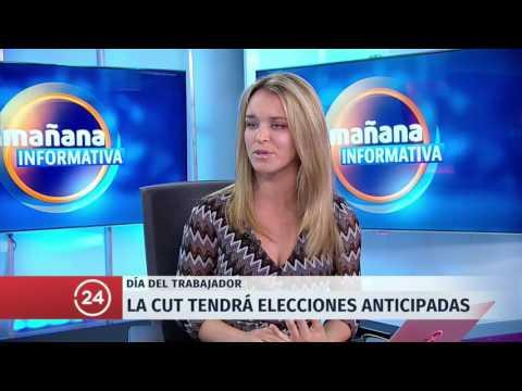 Nolberto Díaz: Es natural que hayan divisiones en la CUT