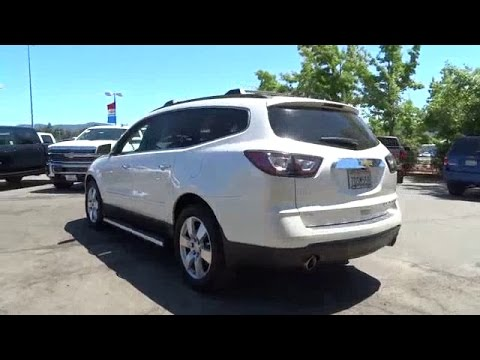 2014 Chevrolet Traverse San Francisco, Napa, Santa Rosa, Vallejo, Oakland, CA P2573