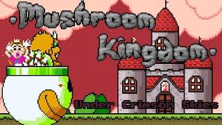Mushroom Kingdom - Under Crimson Skies (2017) / Complete Playthrough / Metroidvania with Super Mario
