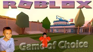 """Roblox Live Stream by Steven come and enjoy playing """"Game of Choice""""!"""