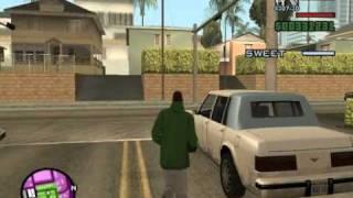 Detonado GTA San Andreas 100 ( Grove para sempre )
