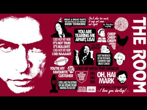 The Room Quotes The Room   Johnny's Best Quotes   YouTube The Room Quotes