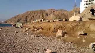 Эйлат, коралловый пляж и отдых с палаткой в Израиле на красном море.(, 2013-11-27T22:12:44.000Z)