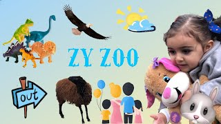 "More about ""My first visit ZY ZOO"".Wild animals.Full video\Подробнее о ZY Zoo"