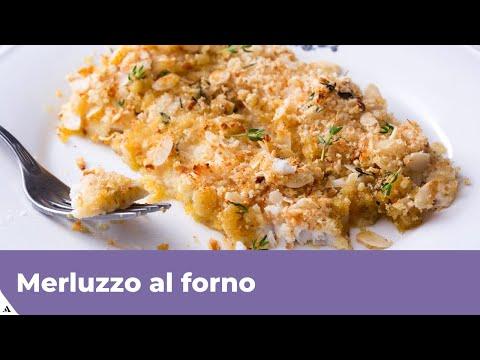 Filetti Di Merluzzo Al Forno Ricetta Facilissima E Saporita Youtube