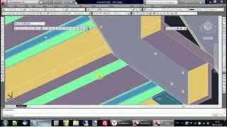 Проектирование лестницы в Автокаде(, 2015-11-14T14:11:20.000Z)