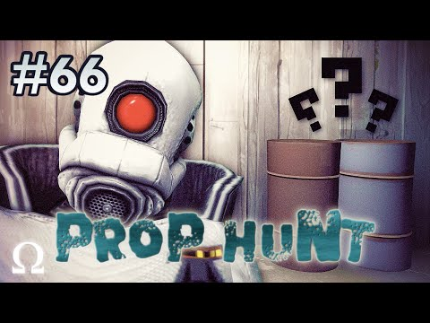 Prop Hunt | #66 - DIRTIEST HIDING SPOT EVER, NANNERS STYLE! | Ft. Nanners, Chilled, Slam, Nogla