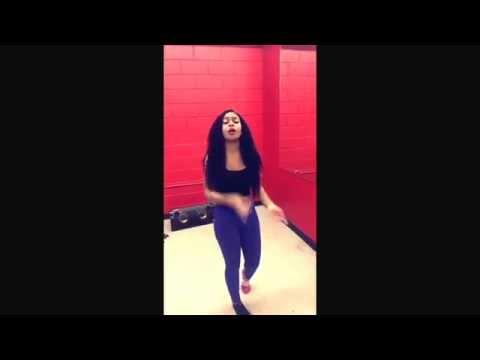 Bahja Rodriguez mini cover Dangerously in love by Beyoncé