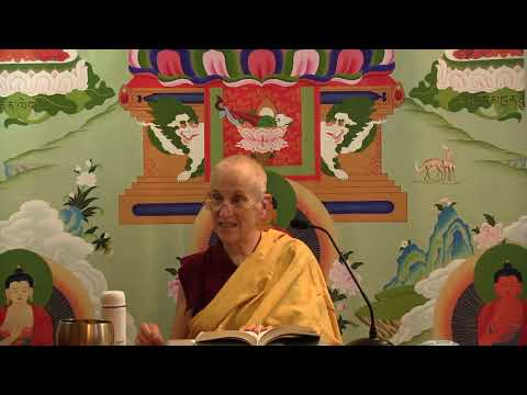 57 The Course in Buddhist Reasoning & Debate: Thought Consciousnesses & Direct Perceivers 10-11-18