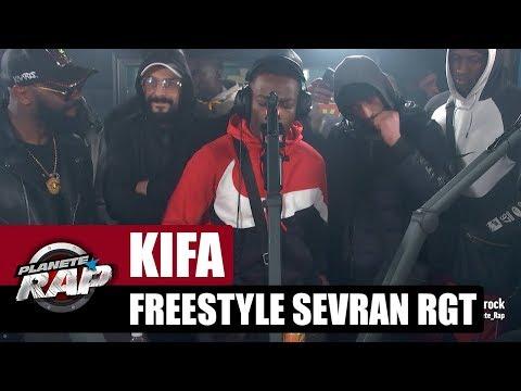 Kifa - Freestyle SEVRAN RGT #PlanèteRap
