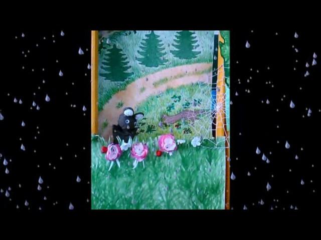 Изображение предпросмотра прочтения – ВикторияШарова читает произведение «Весенняя гроза (Люблю грозу вначале мая…)» Ф.И.Тютчева