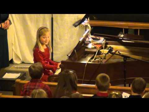 Eastside Lutheran School Christmas 2015 - Preservice
