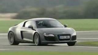 Audi R8 Lap Time with The Stig