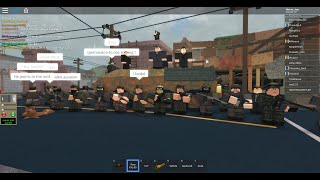 [Roblox] After the Flash: Deep Six | MEB Speech and Southside Riot