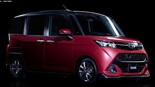 トヨタのこだわりスモール「TANK」1LD-CAR 公式サイト:https://toyota....