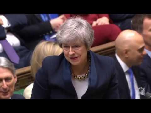 LIVE Prime Minister's Questions: 3 April 2019