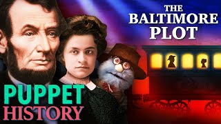 How America's First Female Detective Saved Abe Lincoln • Puppet History