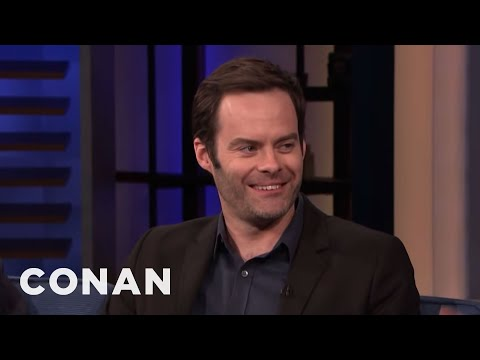 Bill Hader Was Completely Shocked By His Emmy Win