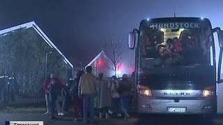 В немецкую деревню с населением в 100 человек селят тысячу беженцев