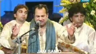 Ustad Rahat Fateh Ali Khan kalam Mirza Ghalib Koi Umeed Bar Nahin Aati    Part    02 Video