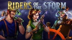 RIDERS OF THE STORM (THUNDERKICK) ONLINE SLOT