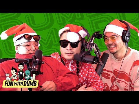 Christmas Episode with Lyricks and Rekstizzy  - Fun With Dumb - Ep. 65