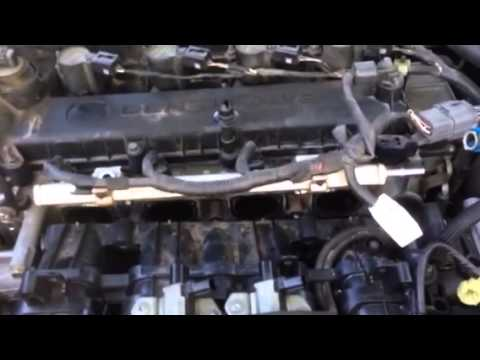 Mazda 3 PCV Replacement