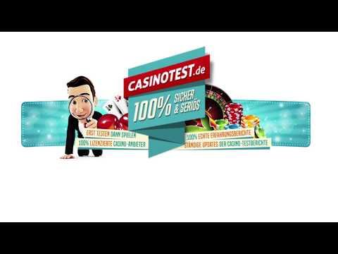 Online Casino Test - Alle Casinos im Vergleich auf CasinoTest.de