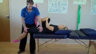How to assess the Psoas, rectus femoris, hamstrings and adductors Muscle length tests