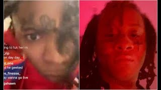 Lil Gotit Aint Taking No Disrespect From Trippie Redd