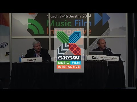 Event Cinema: Taking Rock 'n Roll to the Big Screen (Full Session) | Music 2014 | SXSW