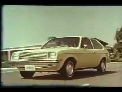 1979 Chevrolet Chevette - Promotional Film