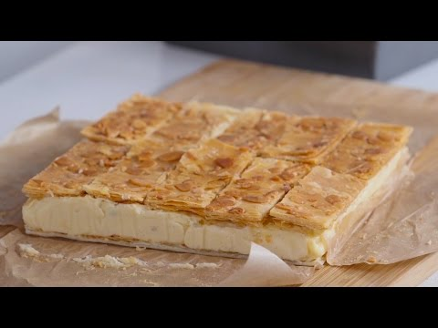 How to make custard slices - BBC Good Food