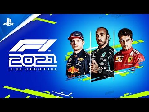 F1 2021   Bande-annonce des fonctionnalités PS5, PS4