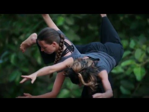 Embraced - Contact Improvisation