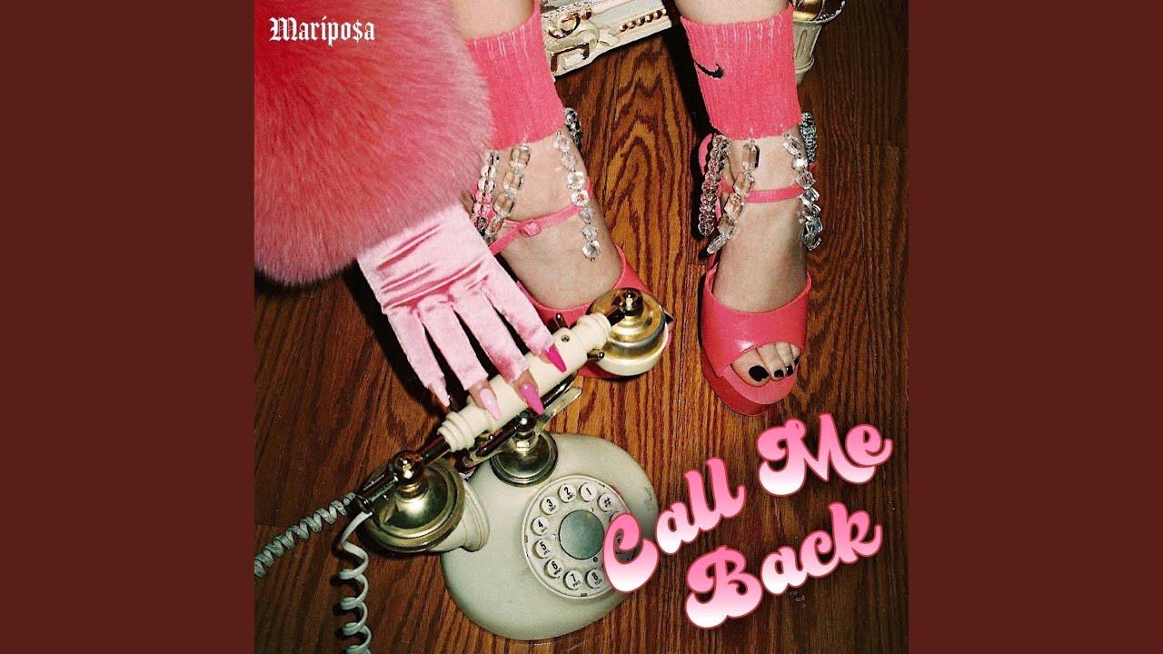 Maripo$a - Call Me Back