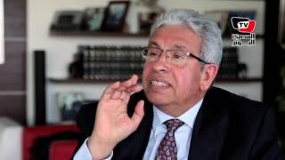 د . عبد المنعم سعيد : مصر بها إرهاب فكري اسمه«إلحق الدعم»