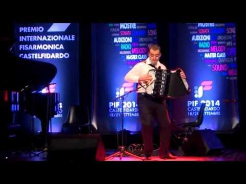 concert Jérôme RICHARD Castelfidardo