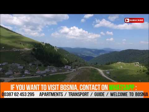 Bosnia for Kuwait tourist in 2017