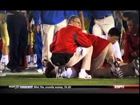 Case Keenum feature on ESPN's College Football Gameday ...