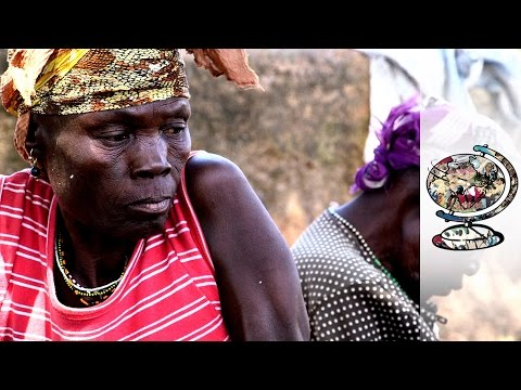 Inside Ghana's Witchcraft Refugee Camps
