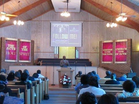Greenwood Shiloh Seventh-Day Adventist Church Greenwood, MS